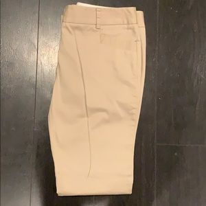 Woman's cotton sateen professional working pants